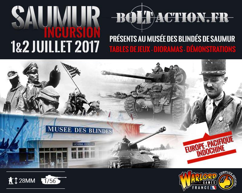 Blindés-Histoire & Stratégie 1 & 2/07/2017 SAUMUR Flyer_11
