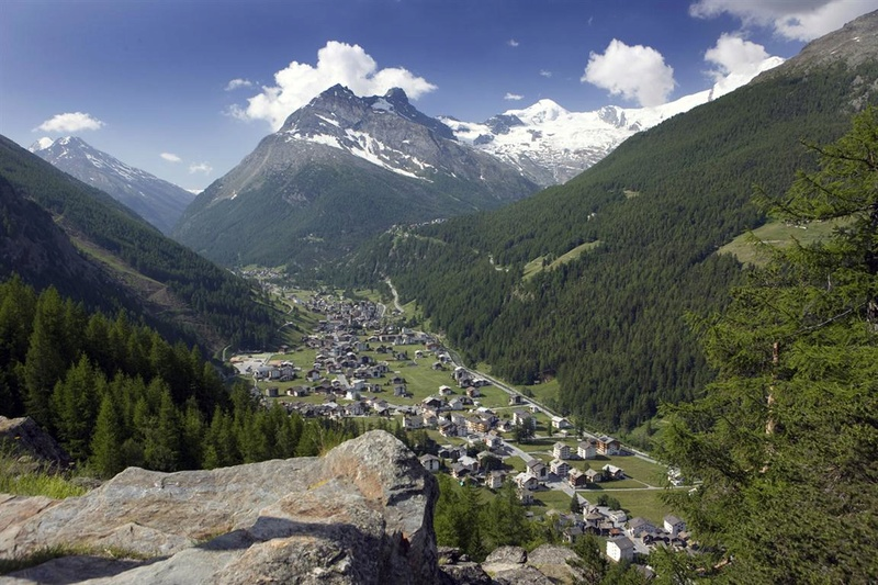 Alpinismo: 10-19 agosto 2017 - Cuatromiles de iniciación en los Alpes (Valais) Saas_g10