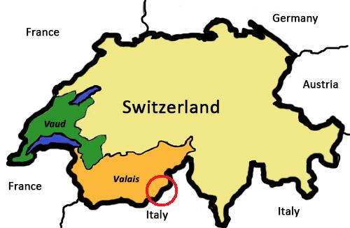 Alpinismo: 10-19 agosto 2017 - Cuatromiles de iniciación en los Alpes (Valais) Swiss_11