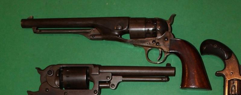 Les armes COLT et autres fabriquées par Maison HANQUET à LIEGE. 1860_c10
