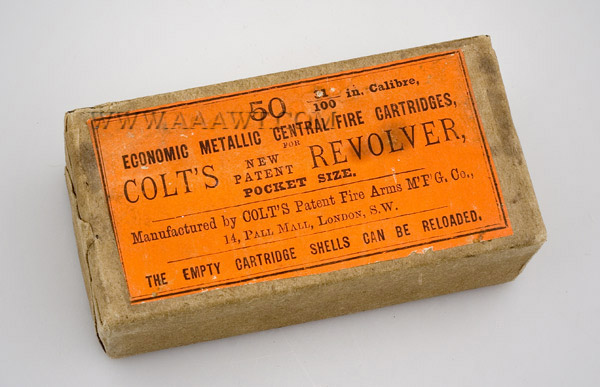 The cartridges for Colt's Thuer conversions  2_colt10