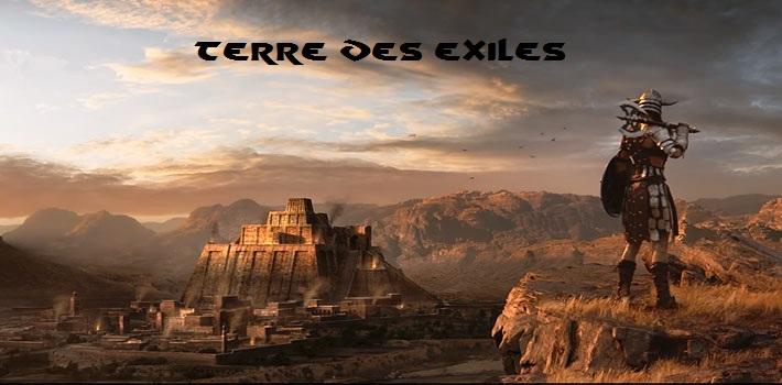 Serveur Conan Exiles : Terre des exilés