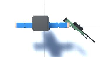 Adicionar arma em uma animação do Mixamo Screen10