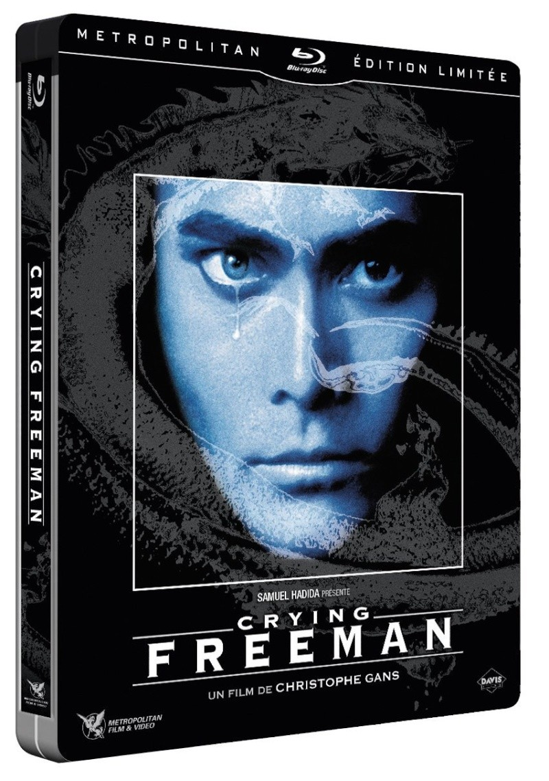 Crying Freeman : Edition Collector et Limitée 10/02/14 Post-510