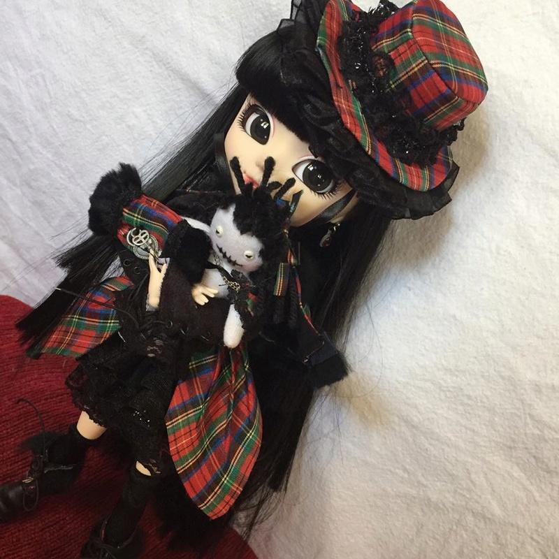 [VTS] Pullip FANATICA REGENERATION (obitsu+outfit) BAISSE  V911