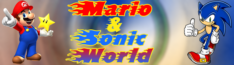 Mario and Sonic World