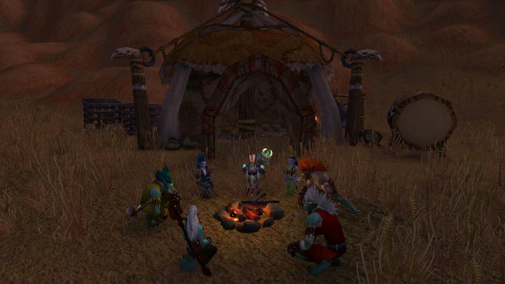 Rencontre trolle dans les Tarides Wowscr35