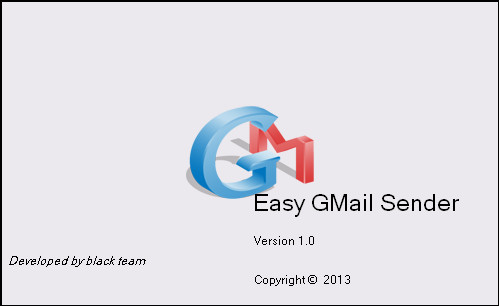 Gmail Sender By BlackTeam  Gm110