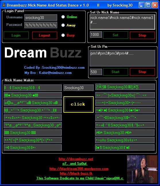 Nick Name Maker And Status Changer Source Nick10