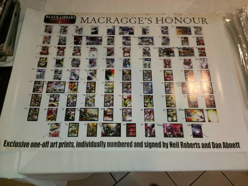 [Graphic Novel] Macragge's Honour (L'Honneur de Macragge) 13804610
