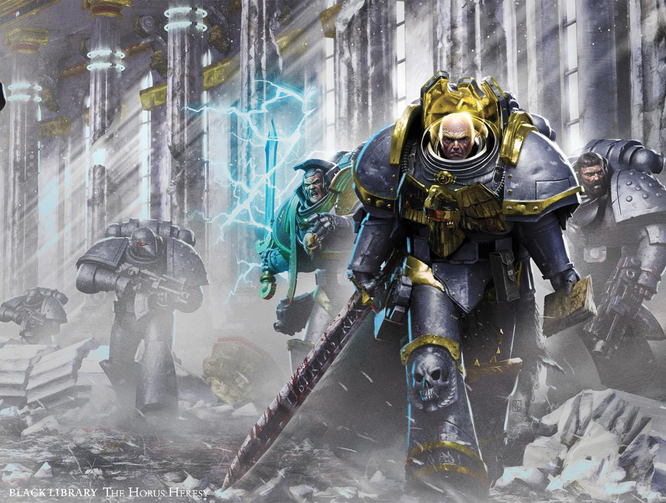 [Horus Heresy] Garro de James Swallow 14991010