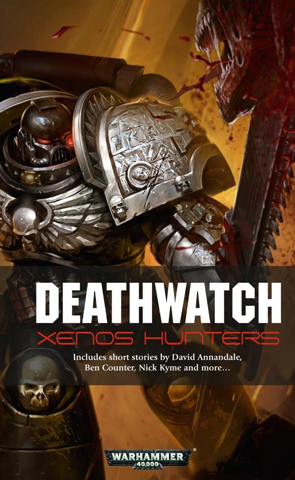 Deathwatch: Xenos Hunters recueil Deathw10