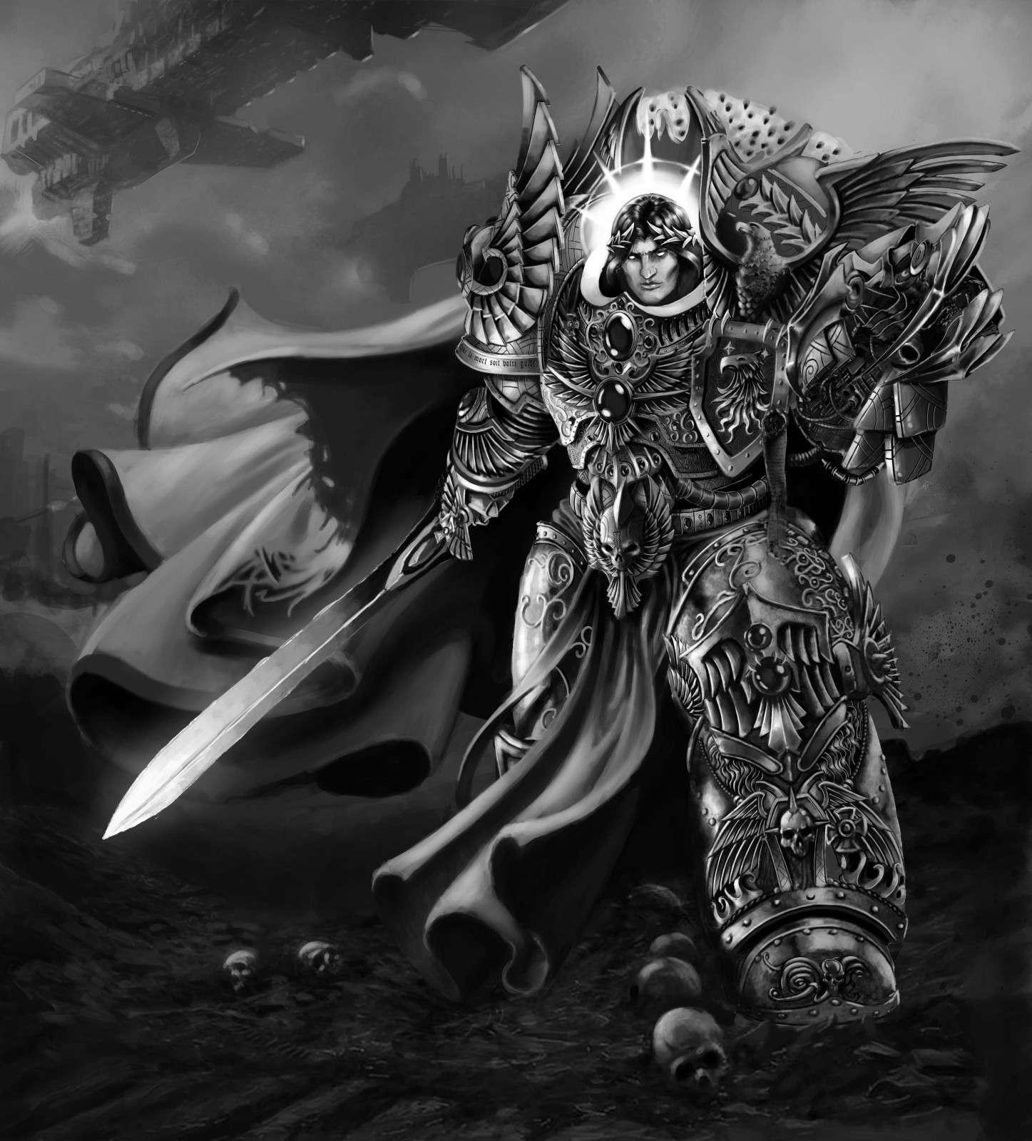 [Question] Demande d'infos sur l'armure de l'Empereur Empere10