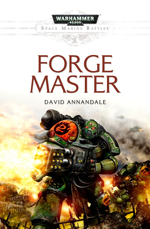 [Space Marine Battles] Overfiend de David Annandale Forge-10