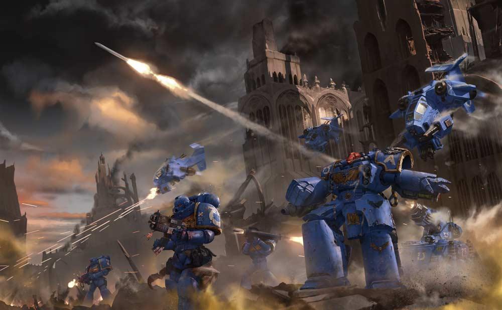 [Space Marine Battles] Plague Harvest de Cavan Scott - Novella Full-p10