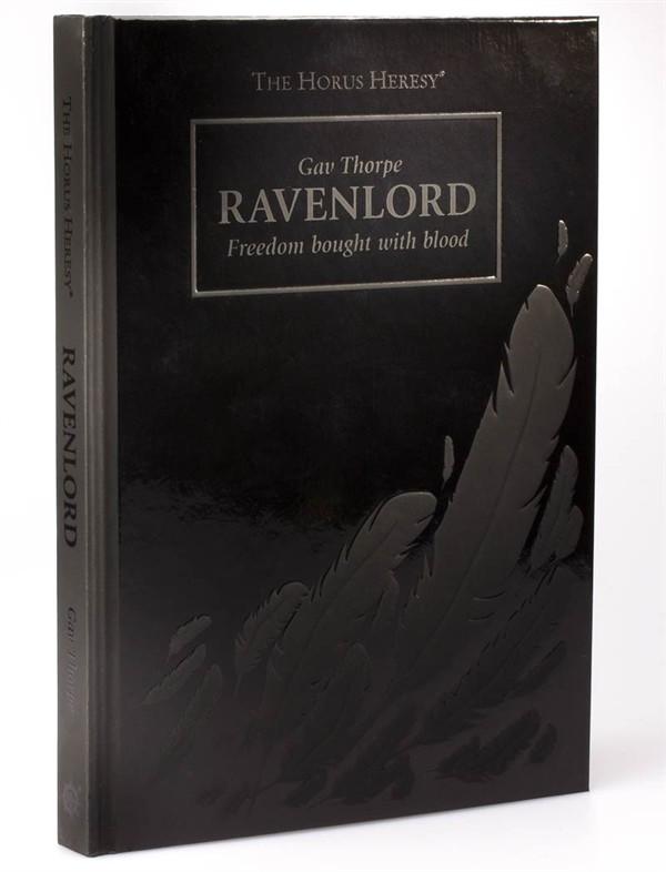 [Horus Heresy] Ravenlord de Gav Thorpe Innerc10
