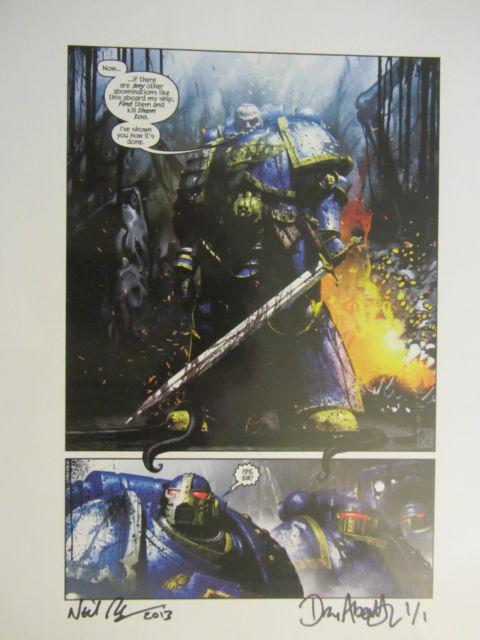 [Graphic Novel] Macragge's Honour (L'Honneur de Macragge) Kgrhqv11