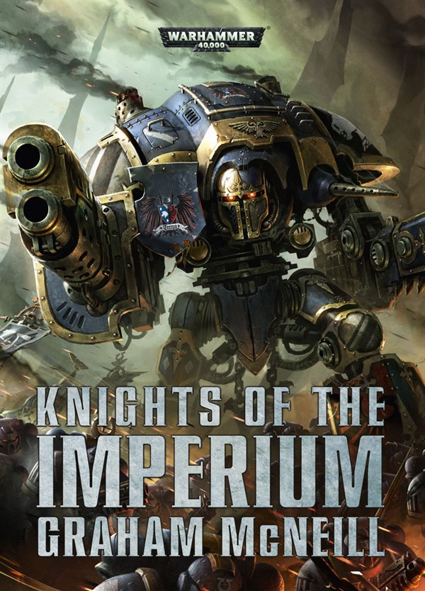 Knights of the Imperium de Graham McNeill Knight10