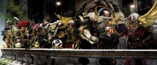 [Dossier fluff] Légions II & XI - Sources officielles Primar12