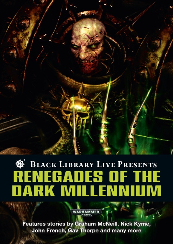 Renegades of the Dark Millennium - Recueil Renega10