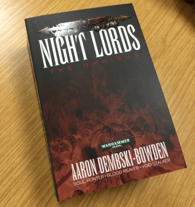 Night Lords: The Omnibus d'Aaron Dembski-Bowden Sans_t31