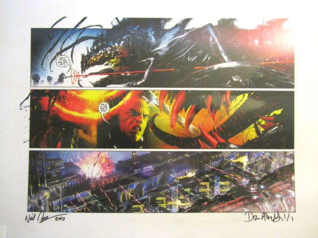 L'Honneur de Macragge de Dan Abnett & Neil Roberts - Roman Graphique T2ec1612