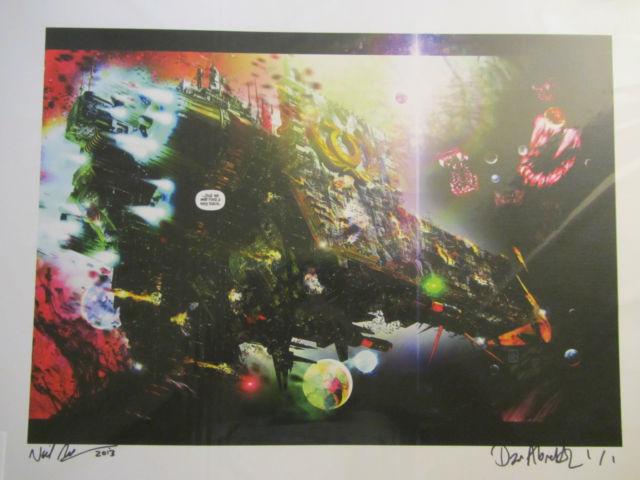 L'Honneur de Macragge de Dan Abnett & Neil Roberts - Roman Graphique T2ec1614