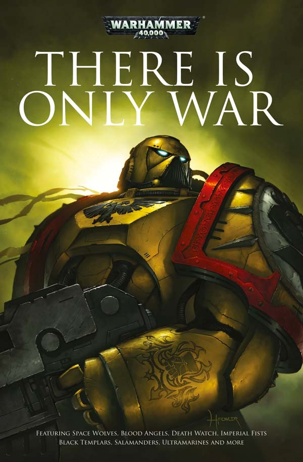 There is Only War édité par Christian Dunn There-10