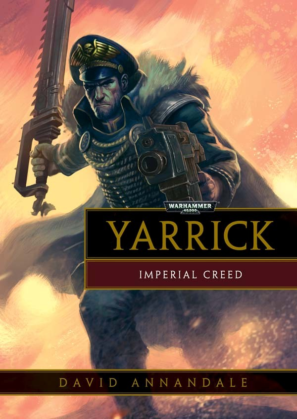 Yarrick: Imperial Creed de David Annandale Yarric10