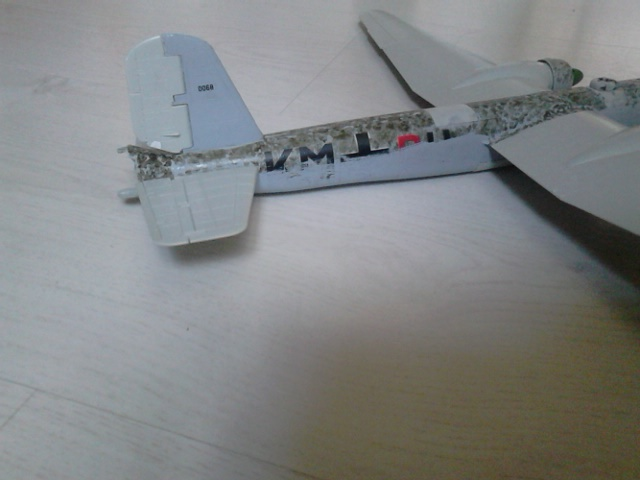 Luftwaffe 46 et autres projets de l'axe à toutes les échelles(Bf 109 G10 erla luft46). Dsc_4122