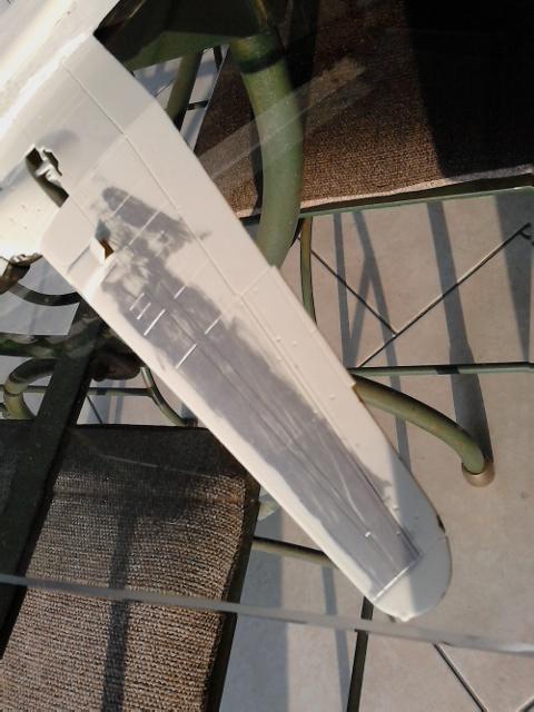 Luftwaffe 46 et autres projets de l'axe à toutes les échelles(Bf 109 G10 erla luft46). Dsc_4128