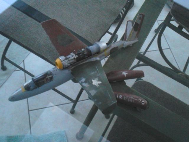 Luftwaffe 46 et autres projets de l'axe à toutes les échelles(Bf 109 G10 erla luft46). Dsc_4140