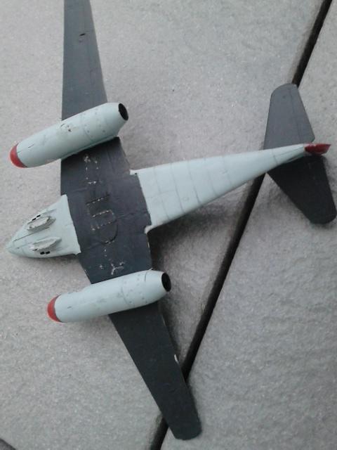 Luftwaffe 46 et autres projets de l'axe à toutes les échelles(Bf 109 G10 erla luft46). Dsc_4147