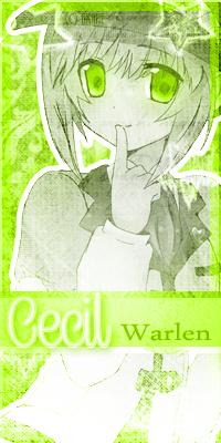 Cecil Warlen