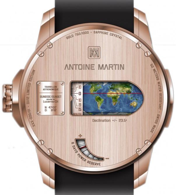Antoine Martin Tourbillon Astronomique Astron11