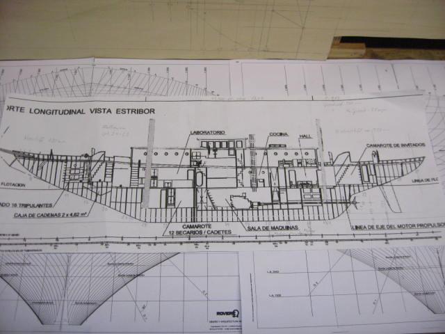 Argentinisches Forschungsschiff Lyngss10