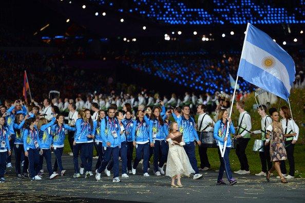 Los 10 países Latinoamericanos con mayor cantidad de Medallas Olímpicas. Argent10