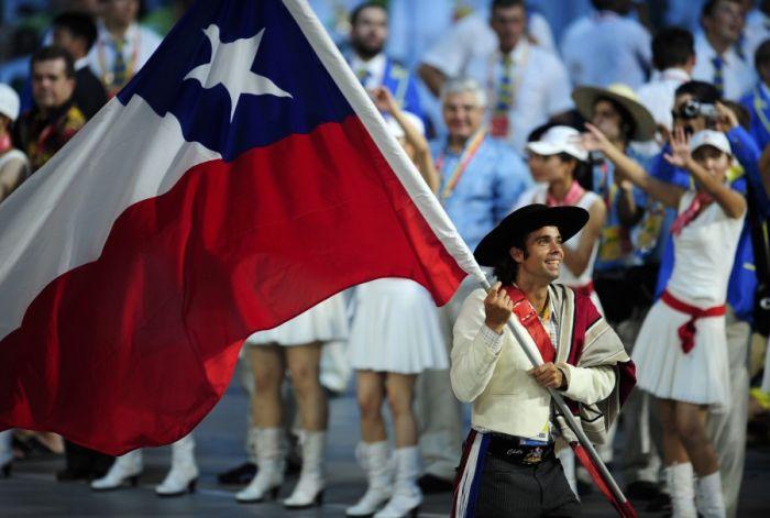 Los 10 países Latinoamericanos con mayor cantidad de Medallas Olímpicas. Chile10