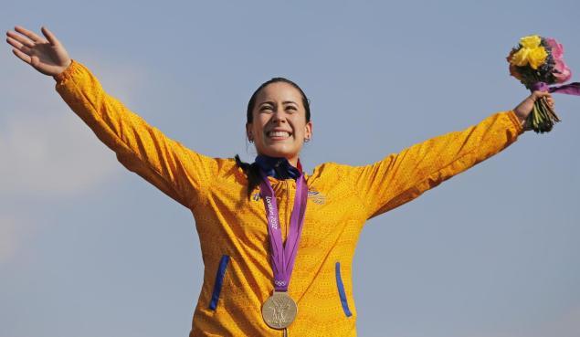 Los 10 países Latinoamericanos con mayor cantidad de Medallas Olímpicas. Colomb10
