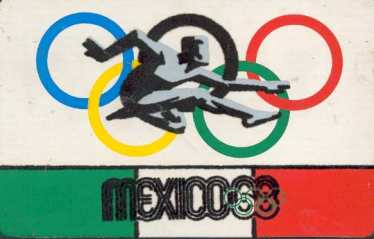 Los 10 países Latinoamericanos con mayor cantidad de Medallas Olímpicas. Mexico10