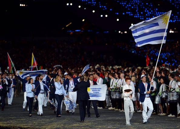 Los 10 países Latinoamericanos con mayor cantidad de Medallas Olímpicas. Urugua10