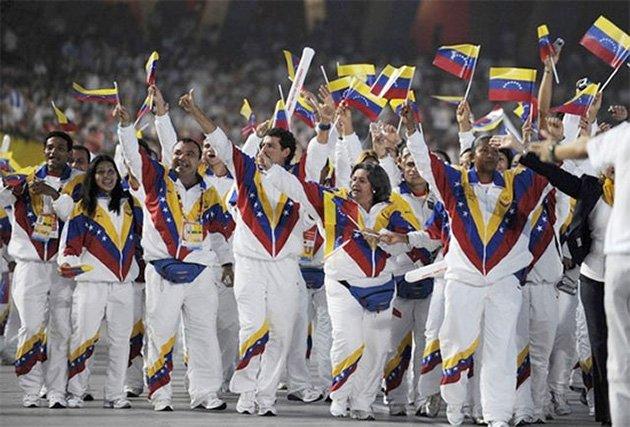 Los 10 países Latinoamericanos con mayor cantidad de Medallas Olímpicas. Venezu10
