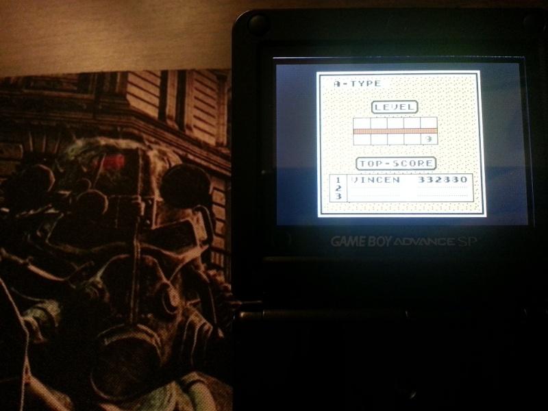 [SCORING] Tetris / Game Boy 20140417