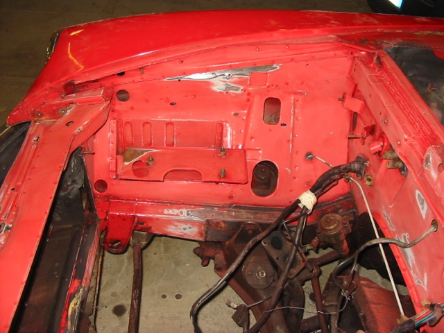 Revisione motore 210