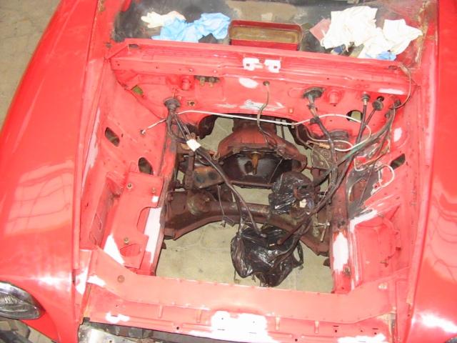 Revisione motore Fiat_111