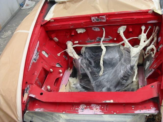 Revisione motore Fiat_113