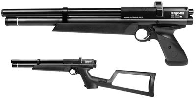 Benjamin marauder pistol .22 (+photos) Benjam10