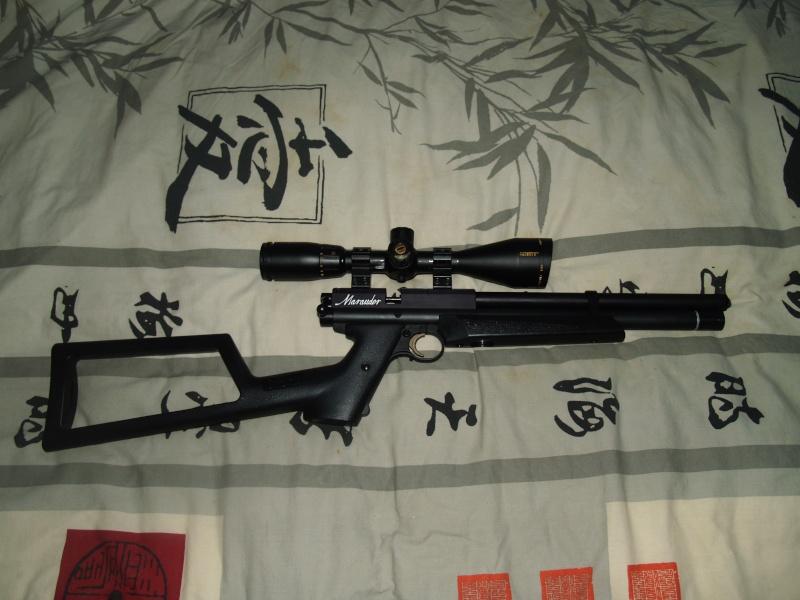 Benjamin marauder pistol .22 (+photos) P1011810