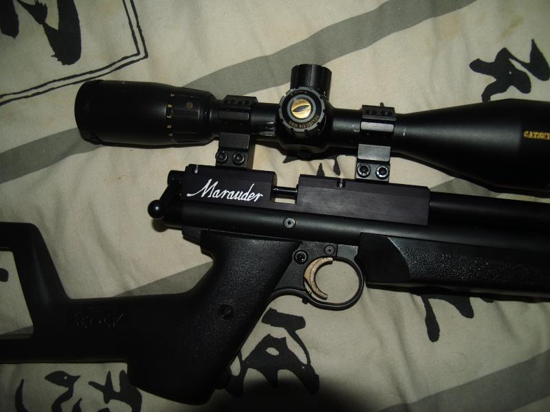 Benjamin marauder pistol .22 (+photos) P1011814