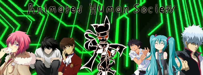 Animated Human Society